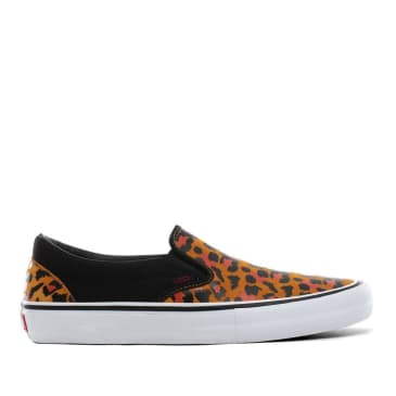 Vans Slip On Pro Skate Shoes - Punk