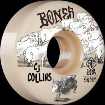 Bones STF Collins Black sheep V3 50mm 99a Wheels