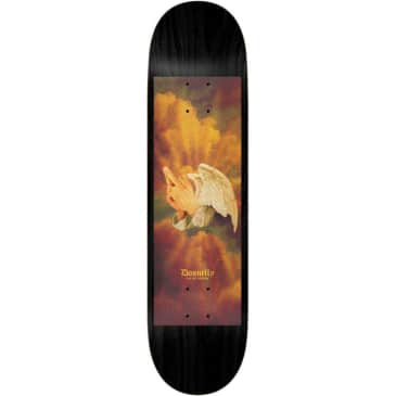 Real Skateboards Jake Donnelly Praying Fingers Skateboard Deck - 8.06