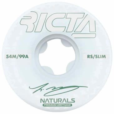 Ricta Wheels McCoy Reflective Naturals Slim 99a 54MM
