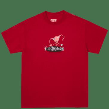Frog Craig T-Shirt - Red