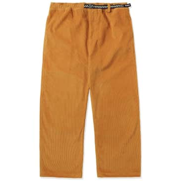 Butter Goods High Wale Cord Pants - Amber
