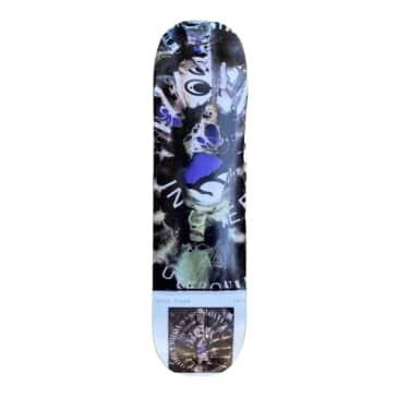 Isle Milo Brennan Artist Series Chris Jones Skateboard Deck 8.25""