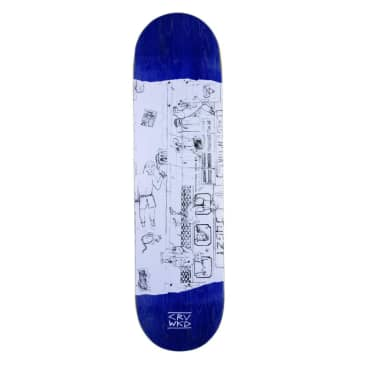 """Carve Wicked Largs and Jugs Deck 8.25"""""""