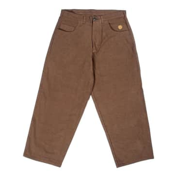 New Deal- Big Deal Jeans Brown