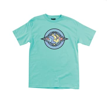 Independent Essence T-Shirt - Celadon Blue