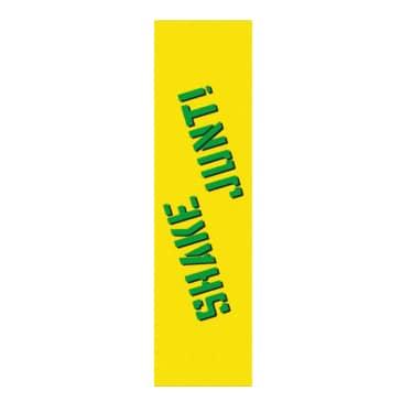SHAKE JUNT GRIPTAPE YELLOW/GREEN/BLACK