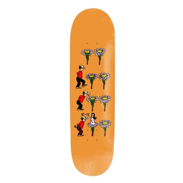 """Passport What U Thought Flowers Deck - 8.0"""""""