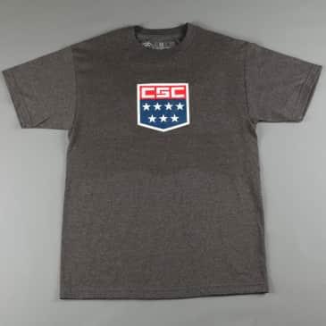 CSC MnShield T-Shirt - Charcoal Heather