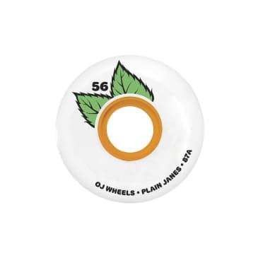 OJs Wheels Plain Jane Keyframe 87a 56mm