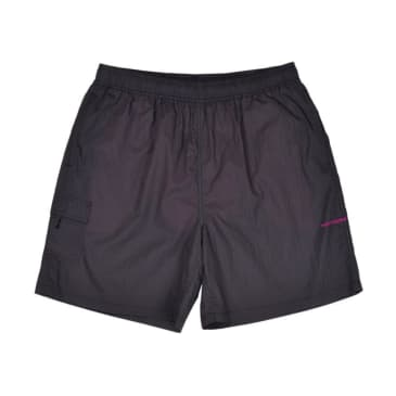 Pop Trading Co - Painter Short - Charcoal