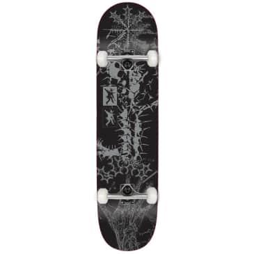 Quasi - De Keyzer - Monochrome - Complete Skateboard - 8.125''