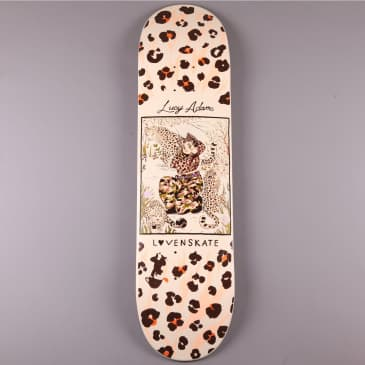 """Lovenskate 'Lucy Adams Pro Master Of Camouflage' 8"""" Deck"""