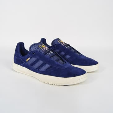Adidas Skateboarding - Puig Shoes - Night Sky / Night Sky / Cloud White