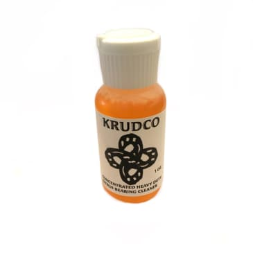 Krudco Concentrated Citrus Bearing Cleaner 1 oz.
