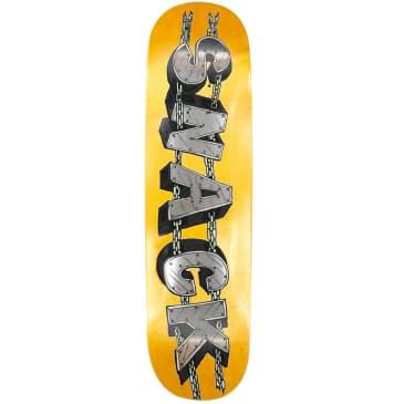 "Snack Skateboards GKode Chain Deck 8"""
