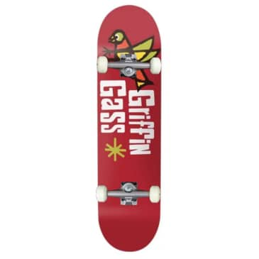 """Girl Skateboards 'Pictograph' Griffin Gass Complete Skateboard 8.25"""""""