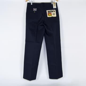 Ben Davis - Trim Fit Work Pants - Navy