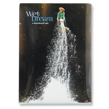 Girl Skateboards - Wet Dream Blu-Ray DVD