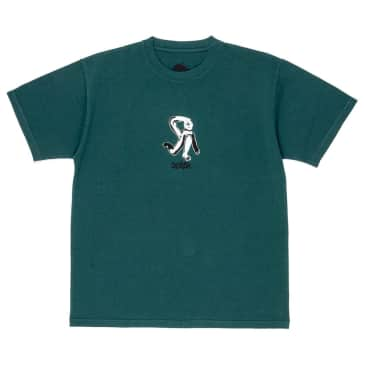 Dancer Hi There T-Shirt - Dark Teal
