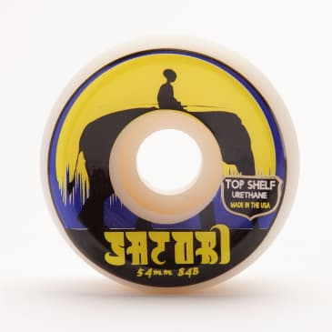 Satori - ElephantTop Shelf Wheels 54mm