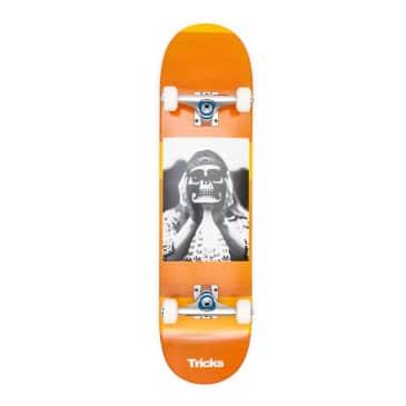 "Tricks Hippie Complete Skateboard - 8.0"""