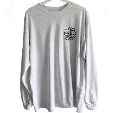 Out Of Sight Og Long Sleeve Tee Grey