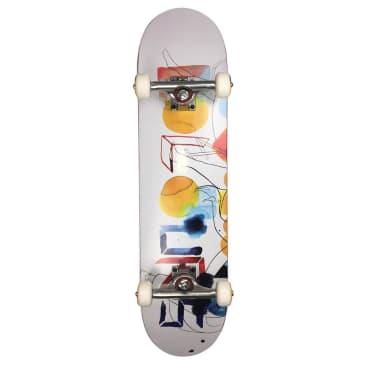 "Colours Skateboards - Will Barras Complete Skateboard 7.8"" Wide"
