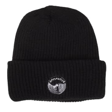 Loophole Beanie Brush Black