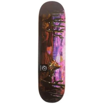Foundation Dakota Servold Scapes Skateboard Deck - 8.5