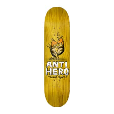 Antihero Skateboards - Copy of Anti Hero - Grant Taylor Lovers II deck - 8.4""