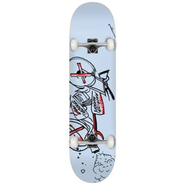 Krooked - Sandoval Racer - Complete Skateboard - 8.6''