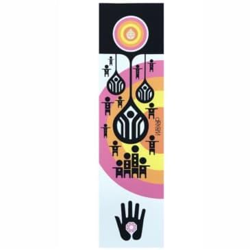 Darkroom Skateboards Carousel Griptape