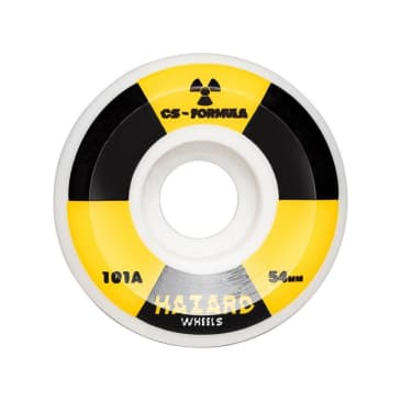 Hazard Wheels Radio Active Conical 56mm 101a