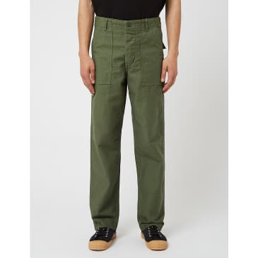 orSlow US Army Fatigue Pants - Green