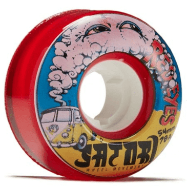Satori - Red Eyes Cruiser Wheels (54mm)