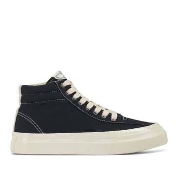 Stepney Workers Club Varden Womens Canvas Shoes - Black