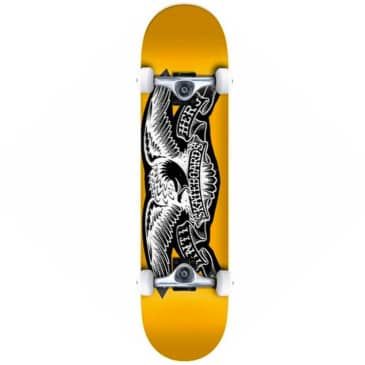 "Antihero Skateboards - Copier Eagle Complete Skateboard 8"" Wide"