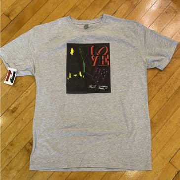 Clearly Faded ILP Tee (Grey)