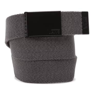 Vans Deppster II Web Belt Charcoal Heather