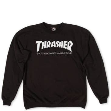 Thrasher Skate Mag Sweatshirt - Black