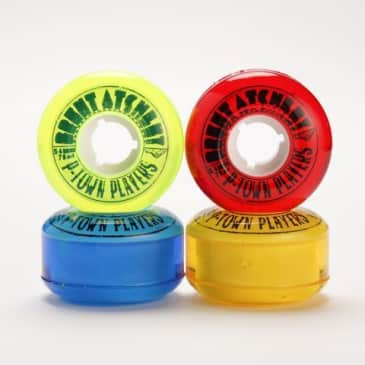 Satori Brent Atchley P-Town Players 54mm 78A Cruiser Wheels