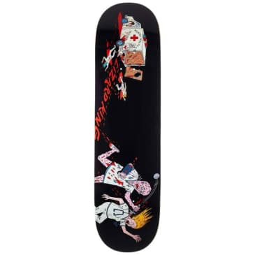 Deathwish Lizard King Escape Skateboard Deck - 8.5