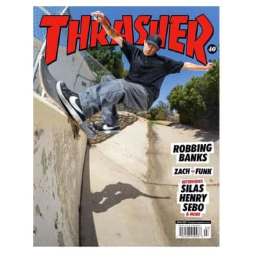 thrasher mag march 2021 issue