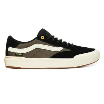 Vans Berle Pro (Surplus) Black/Military Shoes