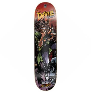 DGK Skateboards Apocalypse Dane Vaughn Skateboard Deck 8.06""