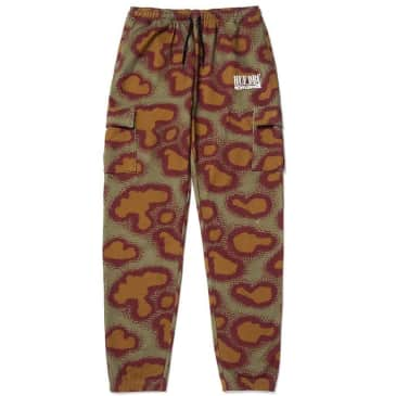 HUF Network FT Cargo Pant - Olive