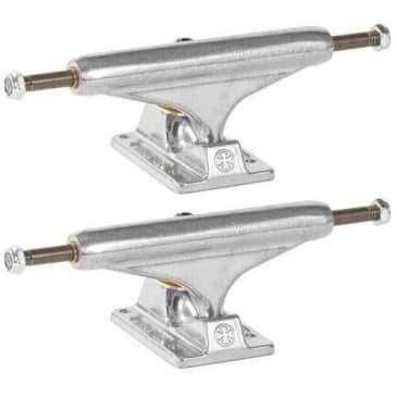 Independent Stage 11 Raw 144's Set Of 2 Trucks