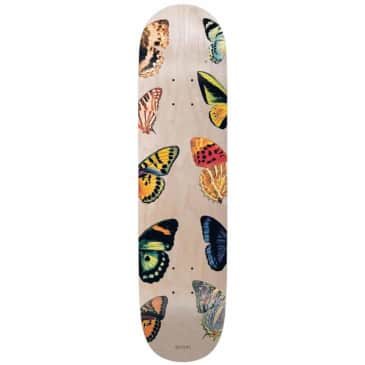 """Quasi Deck Butterfly Natural 8.25"""""""