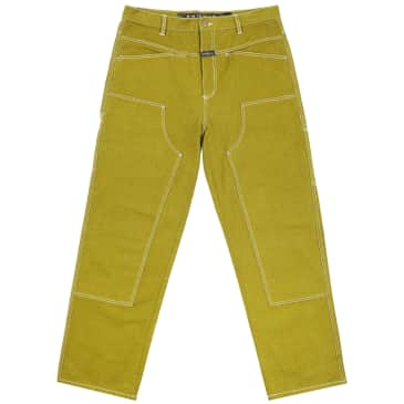 Bronze 56k Duck Pants - Chartreuse